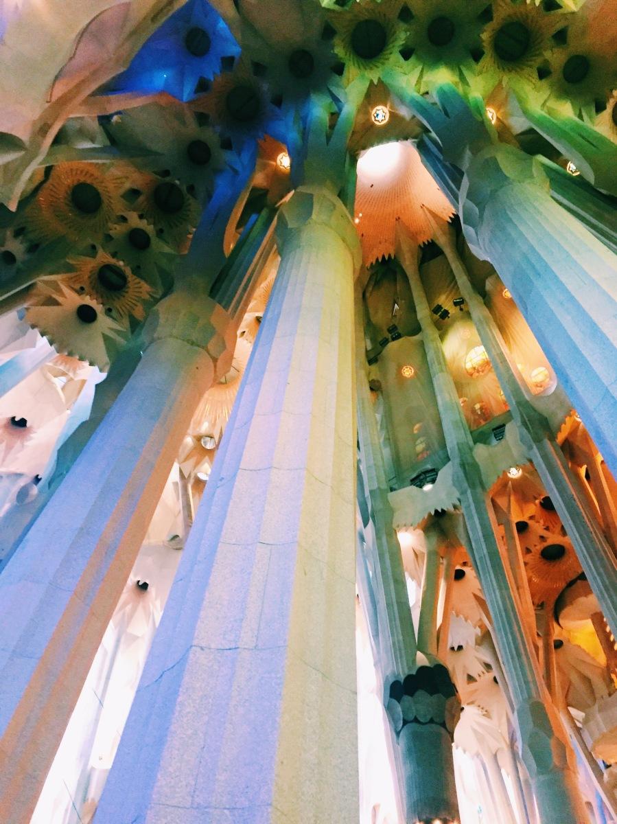 The Barcelona Diaries | Part Two: La Basílica de la Sagrada Família